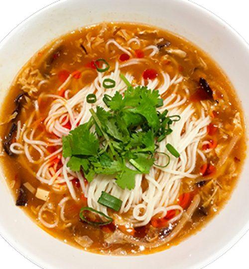 Noodle in Hot Sour Soup