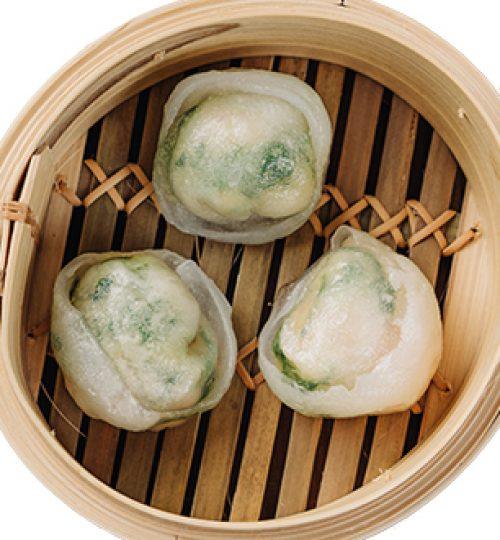 Prawn Chive Dumplings