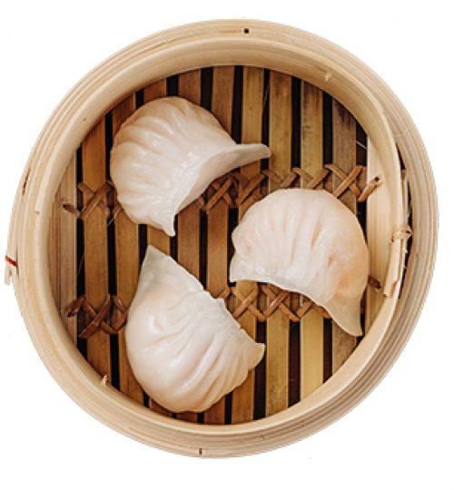 Steamed Prawn Dumpling